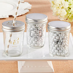 Personalized Printed Mason Jar – Classic (Set of 12)