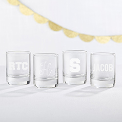 Personalized Shot Glass - Engraved